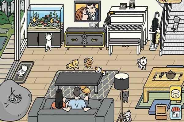 game Adorable House